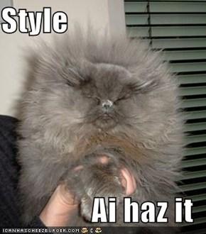 Style  Ai haz it