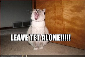 LEAVE TET ALONE!!!!!