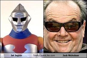 Jet Jaguar Totally Looks Like Jack Nicholson
