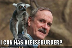 I CAN HAS KLEESEBURGER?