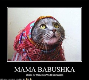 MAMA BABUSHKA