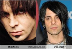 Chris Gaines Totally Looks Like Criss Angel