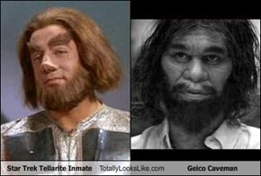 Star Trek Tellarite Inmate Totally Looks Like Geico Caveman