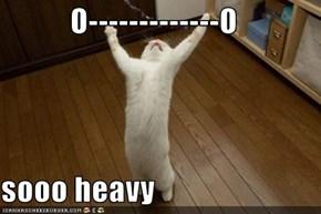 O-------------O  sooo heavy