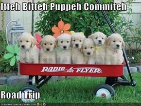 Itteh Bitteh Puppeh Commiteh  Road Trip