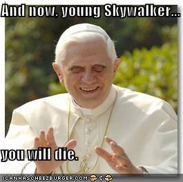 And now, young Skywalker...   you will die.