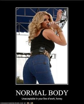 NORMAL BODY