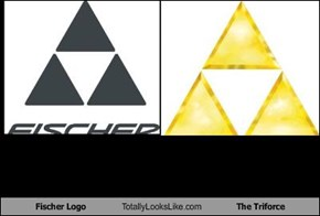 Fischer Logo Totally Looks Like The Triforce