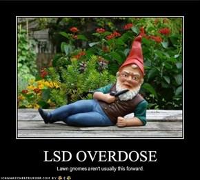 LSD OVERDOSE