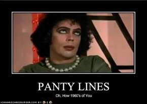 PANTY LINES