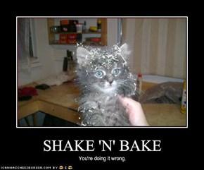 SHAKE 'N' BAKE