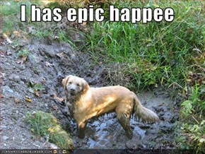 I has epic happee