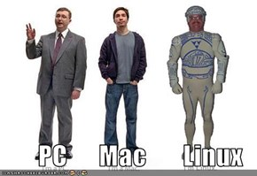 PC      Mac       Linux