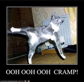 OOH OOH OOH  CRAMP!