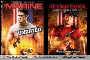 """The Marine"" Movie Totally Looks Like ""killing down"" Movie"