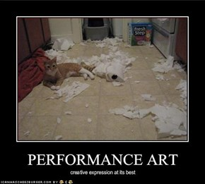 PERFORMANCE ART