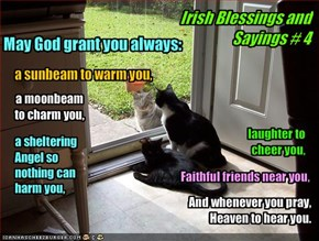 Irish Blessings and 