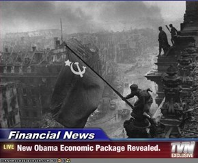 Financial News - New Obama Economic Package Revealed.