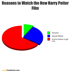Reasons to Watch the New Harry Potter Film