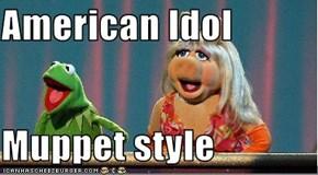 American Idol  Muppet style