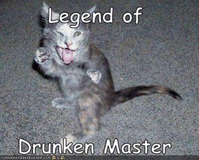 Legend of  Drunken Master