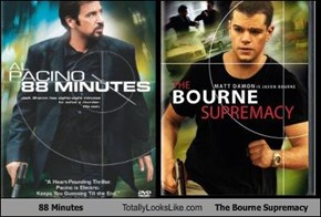 88 Minutes Totally Looks Like The Bourne Supremacy