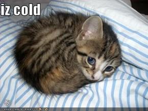 iz cold