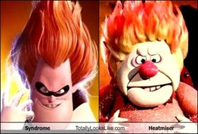 Syndrome Totally Looks Like Heatmiser