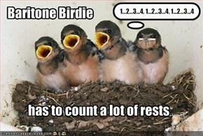 Baritone Birdie
