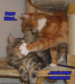 Anger Kitteh...