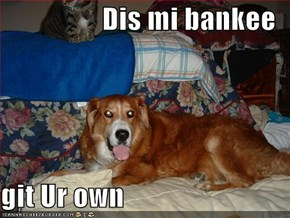 Dis mi bankee  git Ur own