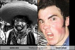 some one Totally Looks Like kevin jonas