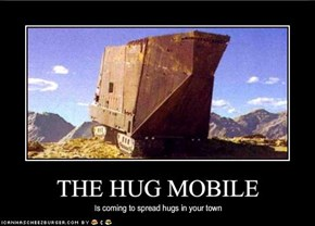 THE HUG MOBILE