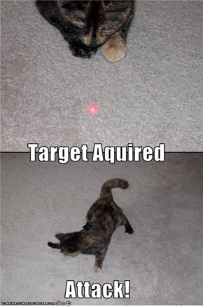 Target Aquired Attack!