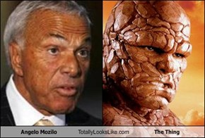 Angelo Mozilo Totally Looks Like The Thing