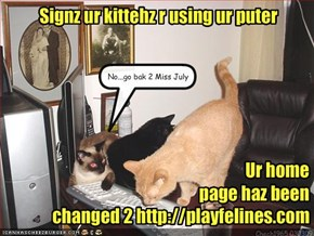 Signz ur kittehz r using ur puter