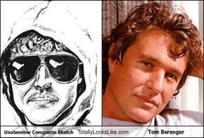 Unabomber Composite Sketch Totally Looks Like Tom Berenger