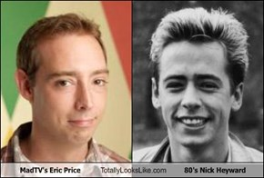 MadTV's Eric Price Totally Looks Like 80's Nick Heyward