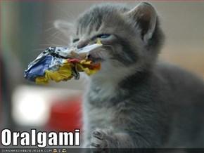Oralgami