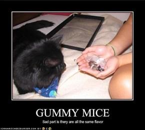 GUMMY MICE