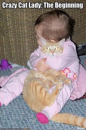 Crazy Cat Lady: The Beginning
