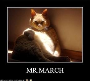 MR.MARCH