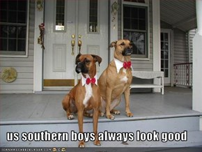 us southern boys always look good