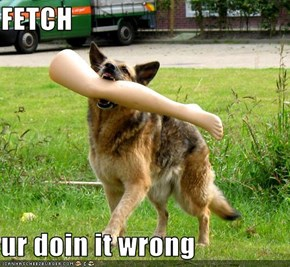 FETCH  ur doin it wrong