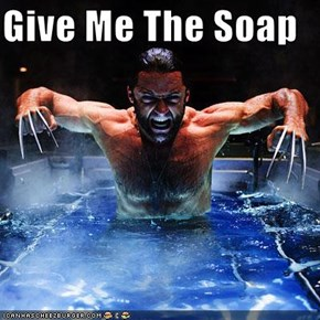 Give Me The Soap