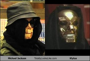 Michael Jackson Totally Looks Like Klytus