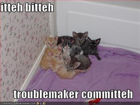 itteh bitteh  troublemaker committeh