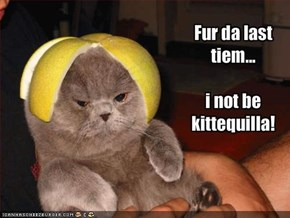 Fur da last tiem...