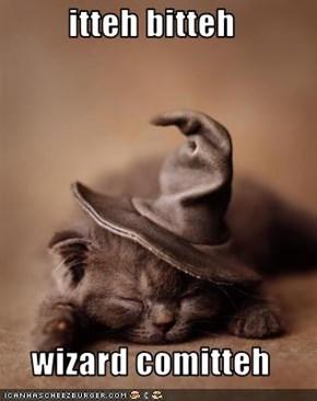 itteh bitteh  wizard comitteh