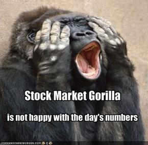 Stock Market Gorilla
